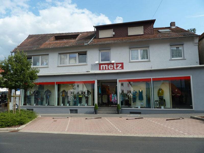 Modehaus Metz Homberg-Ohm